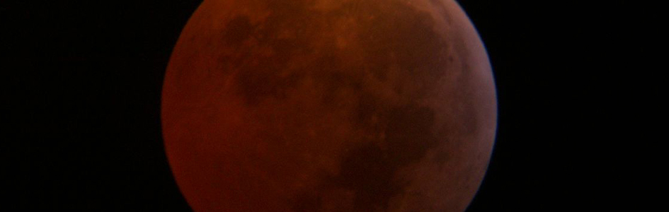 The blood moon lunar eclipses inspire 'end of times' theory