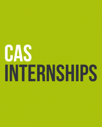 CAS: Internships