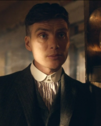 "Cillian Murphy in ""Peaky Blinders"" BBC Two"