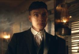 "Cillian Murphy in ""Peaky Blinders"" BBC Two"