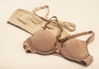 Nude colored bras Photo by Arielle Antonio.