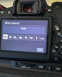 Correct White Balance