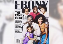 November 2015 cover of Ebony magazine