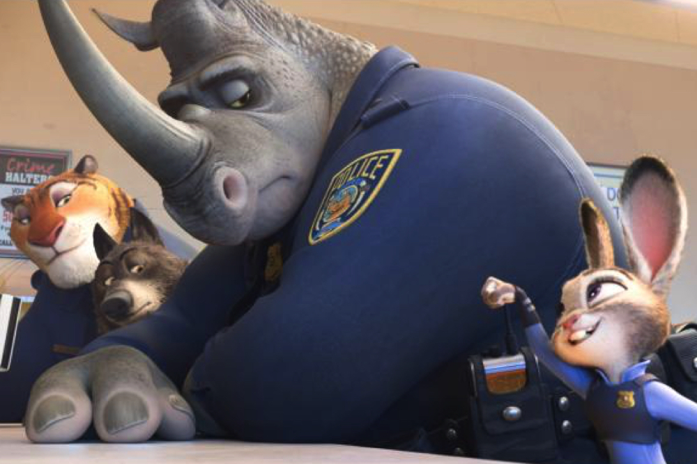 Walt Disney Studios.