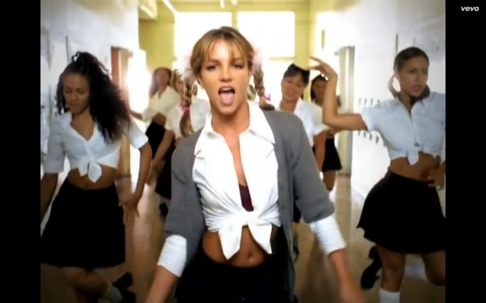 Britney Spears Most Iconic Music Videos The Connector