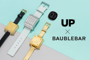 The BaubleBar x Jawbone collection. Photo by: BaubleBar.
